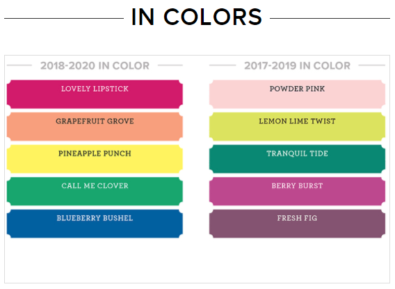 New In Colors