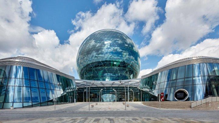 Il complesso architettonico dedicato ad Astana Expo 2017 | Numerosette Magazine