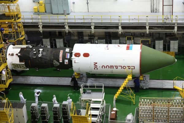 Russian Progress MS-09 cargo spacecraft sets record with ...