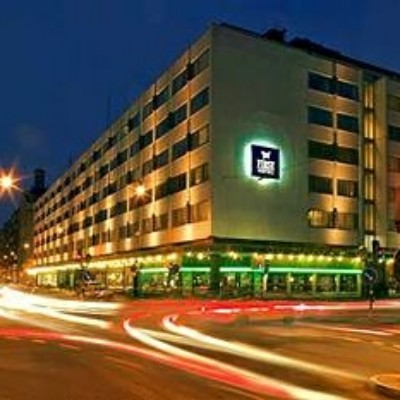 På hotell