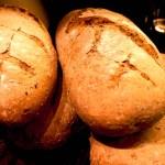 Sesam- och linfröbröd