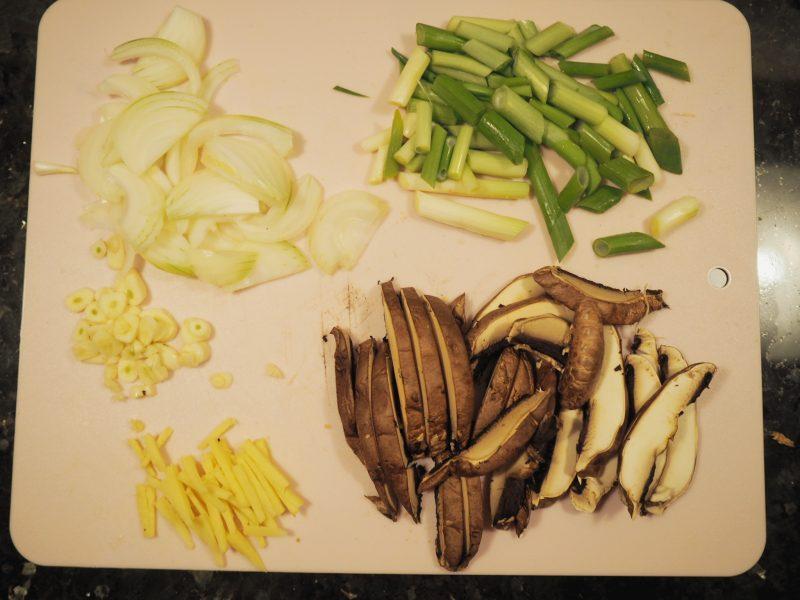 curry-och kokosramen
