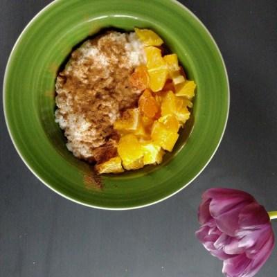 Jag testar: Risgrynsgröt utan socker