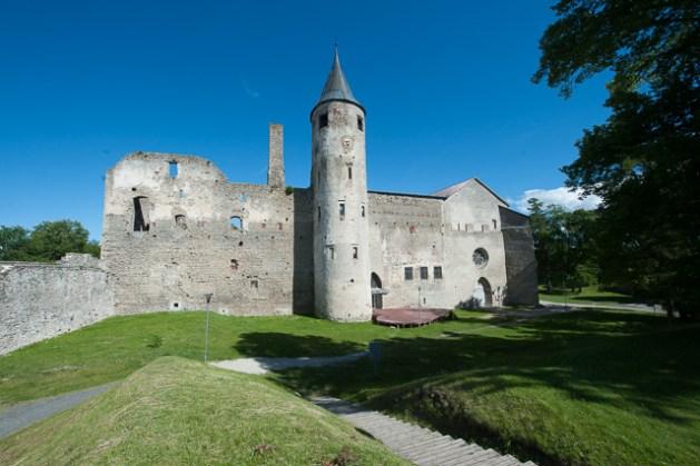 Bischofs Burg Haapsalu