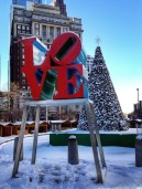 LOVE Statue, Philly