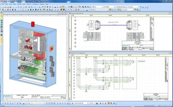 Electrical Design, Layout Drawing And 2D/3D Drafting Projects