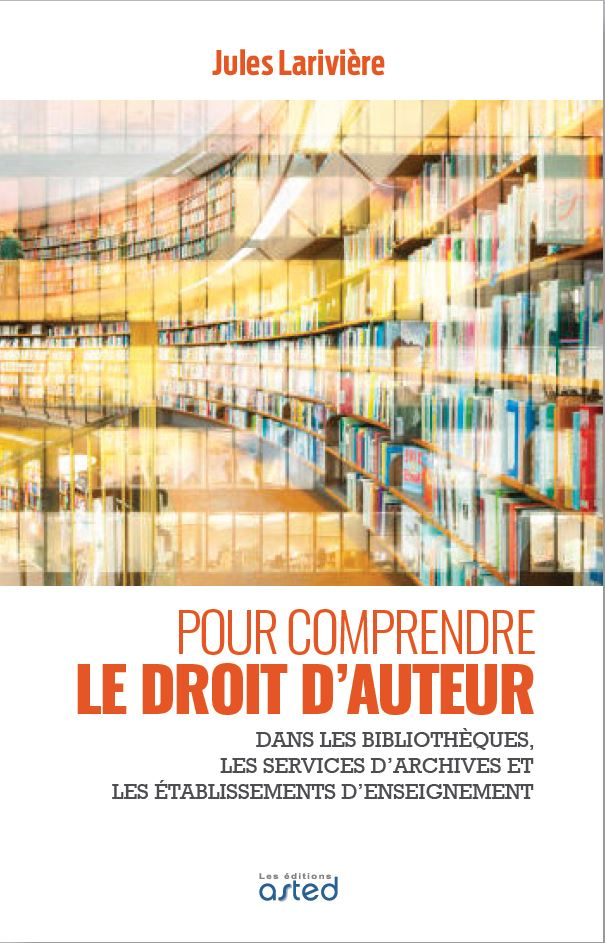 Lancement Du Livre Pour Comprendre Le Droit D Auteur Par Jules