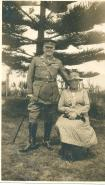 5th Light Horse Captain George Hicks and Lou Hicks - Lucy Anne Keen