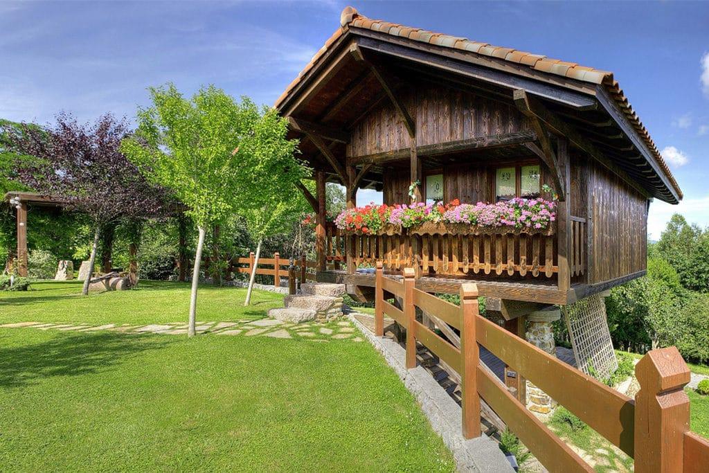 Las Casas de Ea Astei - Casa Rural Garaixe