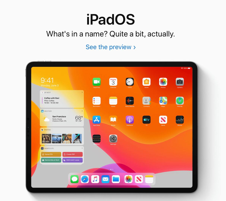 iPadOSをmacOS Catalinaからインストールする方法