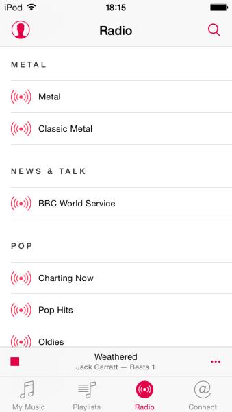 iOS 8.4 Music Screenshots 038
