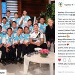 Zlatan Ibrahimovic överraskar det thailändska pojkfotbollslaget