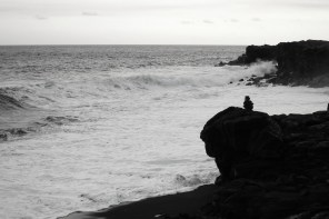 Two Poems: Dark Water / O Hawaii