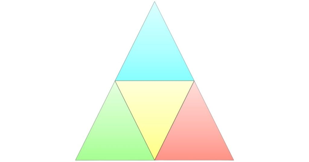 Astero Triangle - Blank