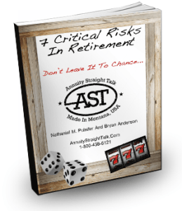 7 Risks In Retirement Cover Curled