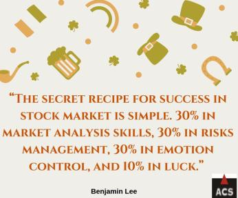 Make a Investment Strategy