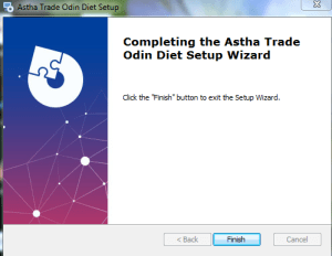 How to Install Odin Diet?