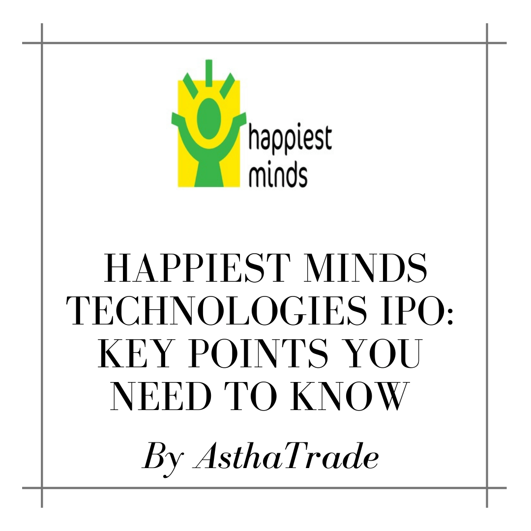 Happiest Minds Technologies IPO: key points you need to know