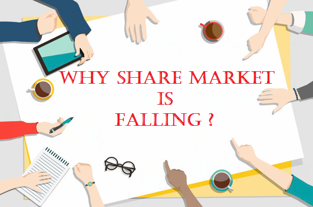 Why Share Market Is Falling? Complete Analysis 2020