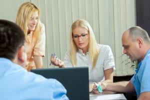 Dental Front Desk Management System