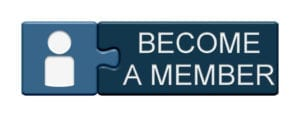 Interlocking puzzle pieces with Become A Member written on the puzzle pieces. Dental Front Office Annual Membership Can Be Purchased By Clicking On This Button.