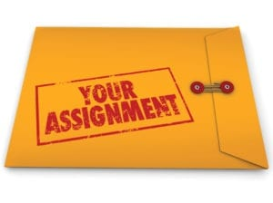 A special assignment is designated for each day of the week. This is included in the daily checklist.