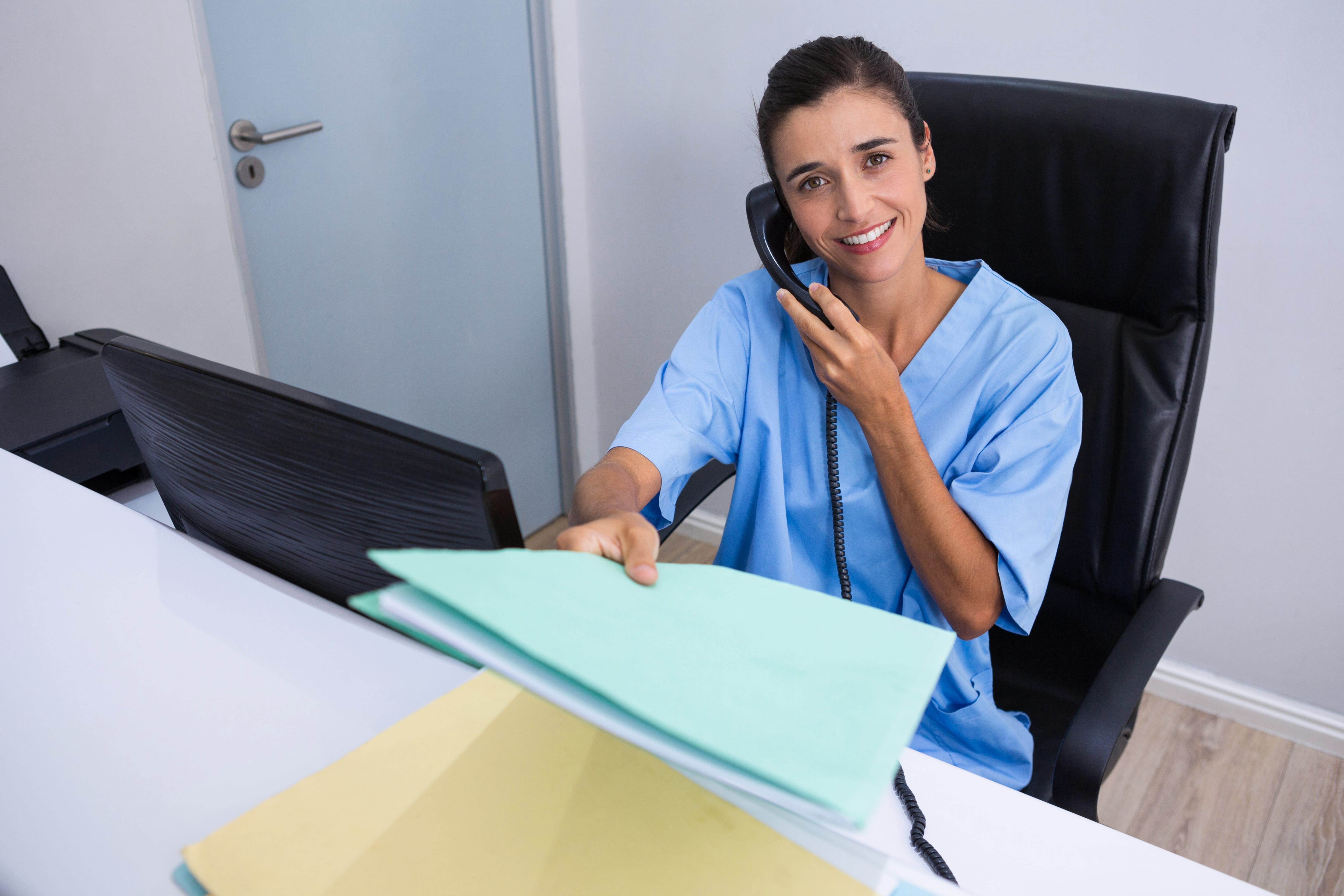 Dental Office Telephone Scripts ⋆ As The Drill Turns
