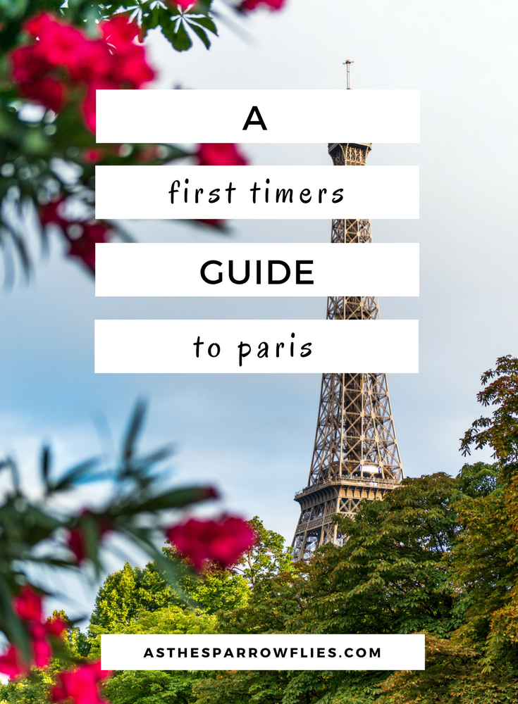 Paris Guide | City Break | Travel Tips | European Travel