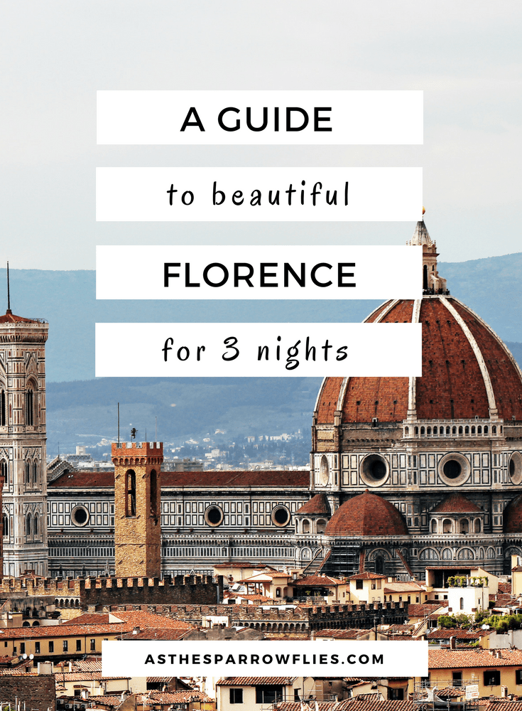 City Of Florence: Beauty, Art And That Bridge