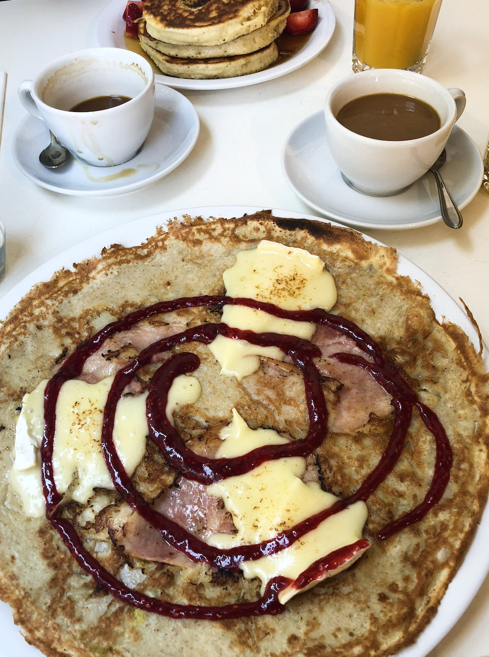 Pancakes! Amsterdam Foodies Guide
