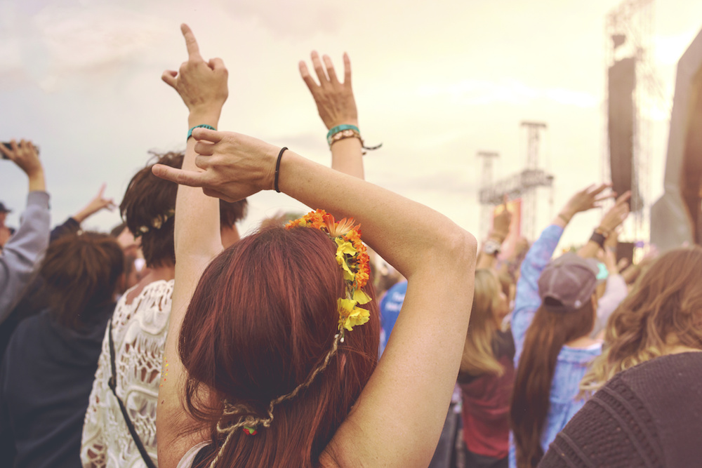 Music Festivals In Your Thirties