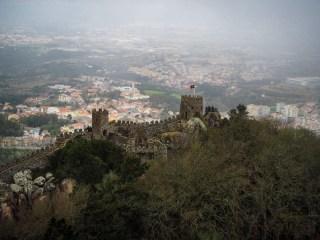Exploring Sintra