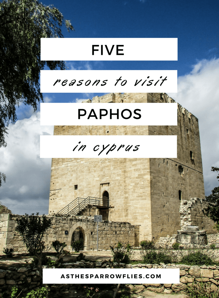 Visit Paphos | Holidays in Paphos | Paphos in Cyprus | European Travel