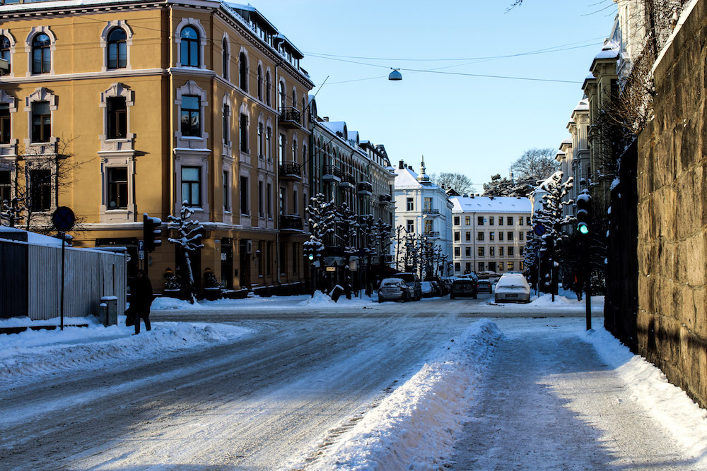 Winter weekend break in Oslo