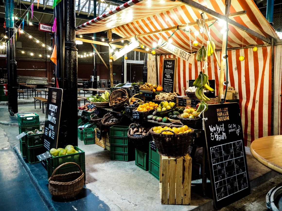 Food Markets in Europe
