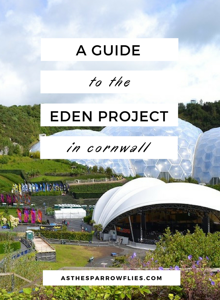 The Eden Project | Visiting Cornwall | The UK | Family Days Out | Travel Tips #traveltips #cornwall