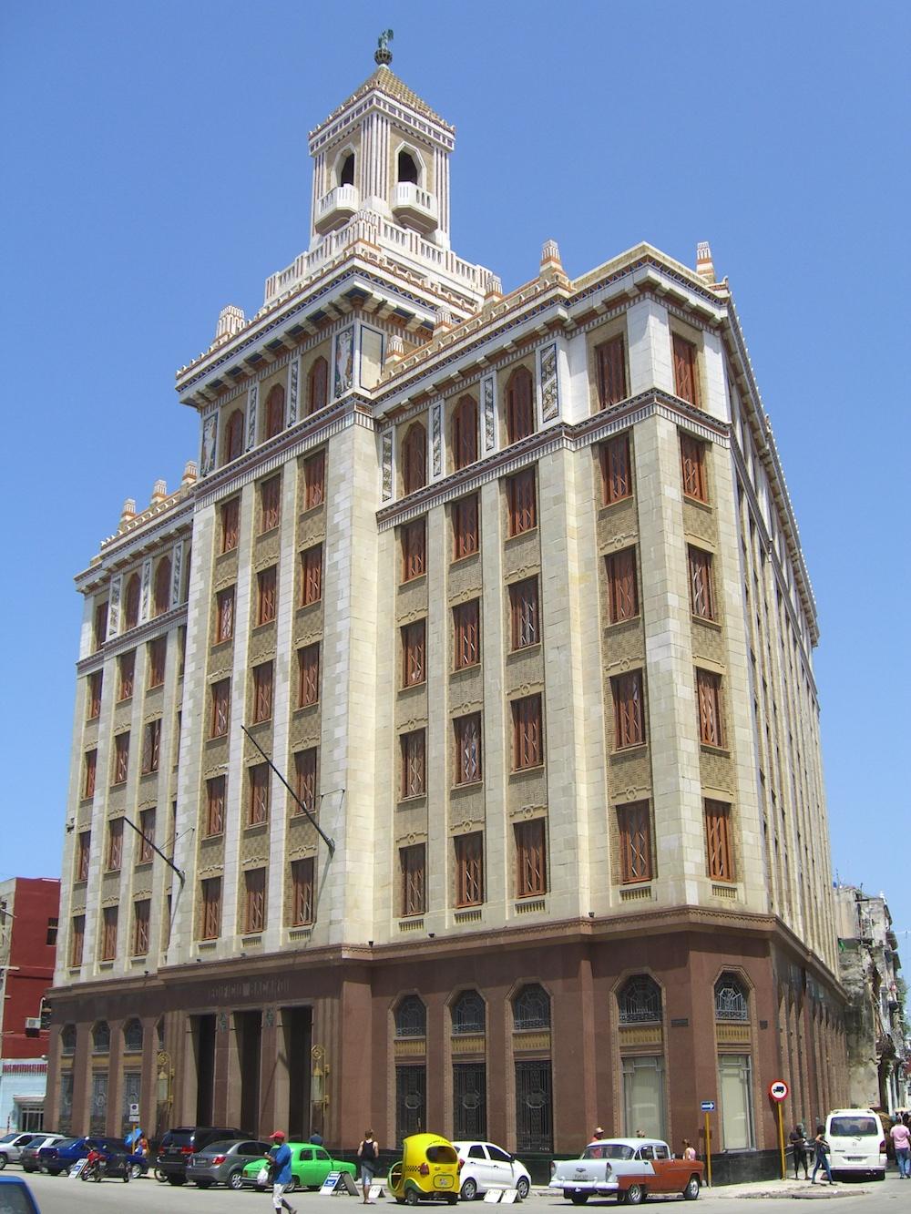Edificio Bacardí La Habana Cuba