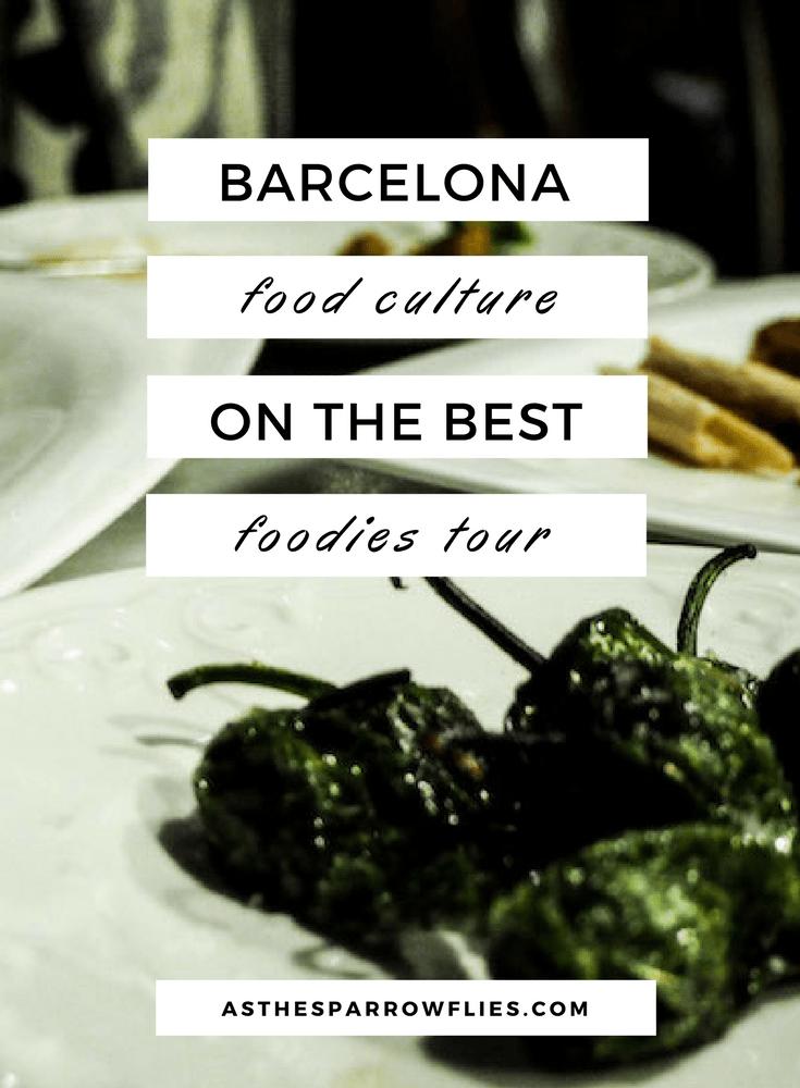 Barcelona Food Tour | Visit Barcelona  | City Break | Spain | European Holidays #barcelona #foodies #traveltips