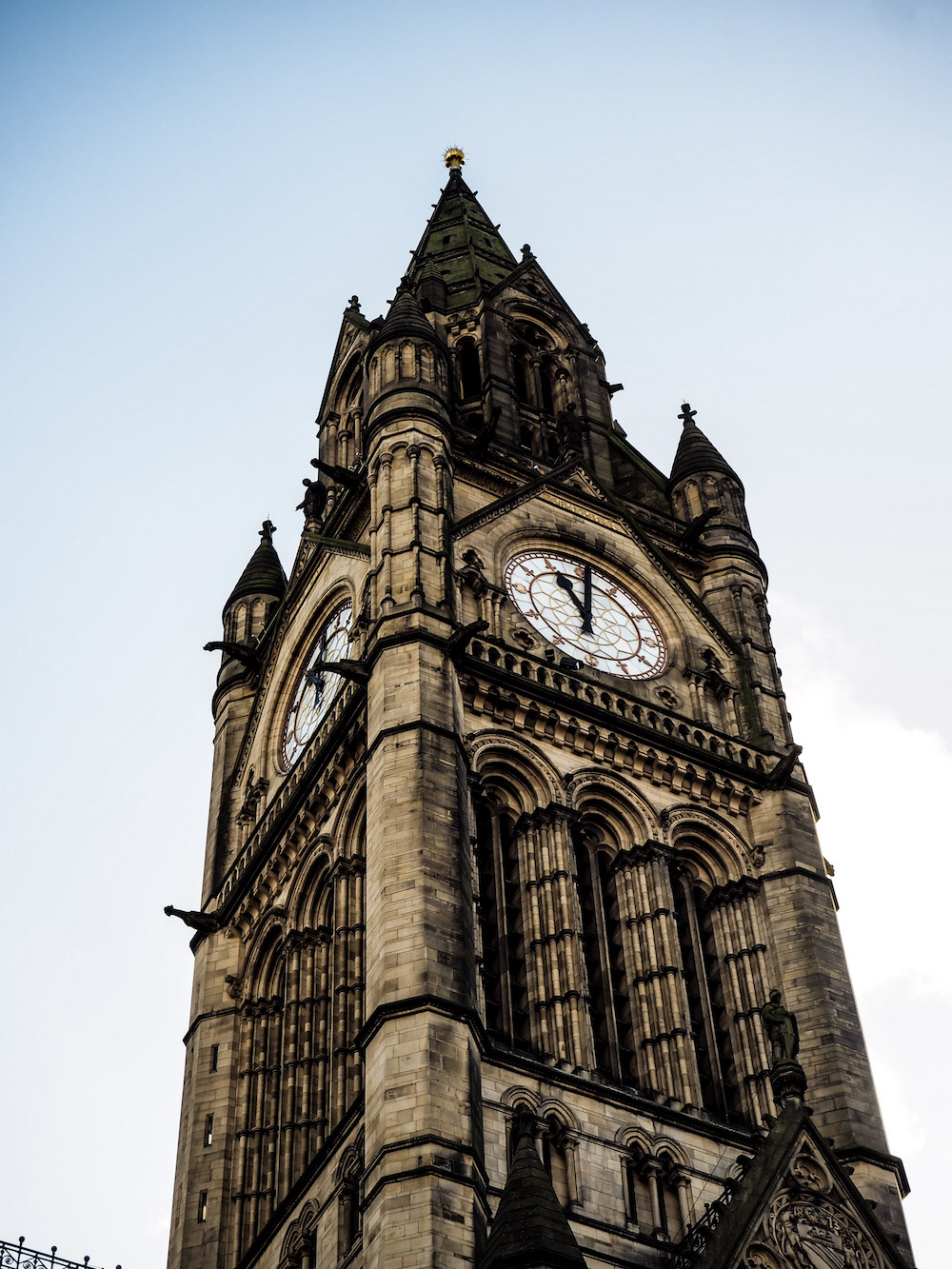 Manchester Town Hall | Weekend in Manchester