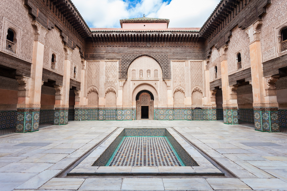 Long Weekend in Marrakech, Medersa Ben Youssef