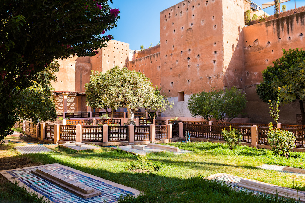 Long Weekend in Marrakech Morocco, Saadian Tombs