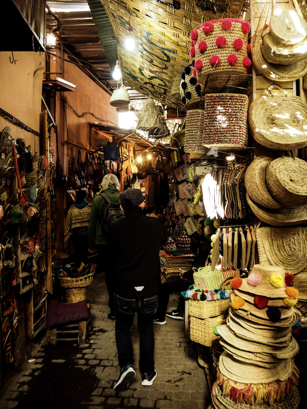 Long Weekend in Marrakech, The Souks