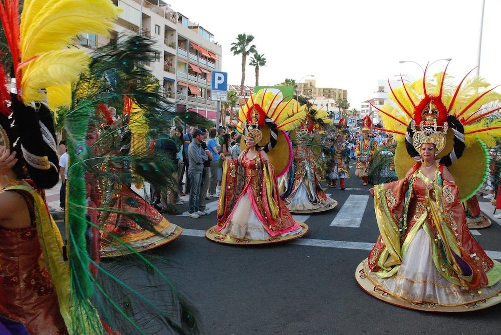 Spanish Festivals - the Tenerife Carnival