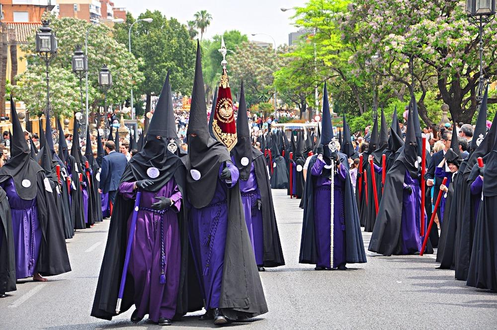 Spanish Festivals - Semana Santa, Seville