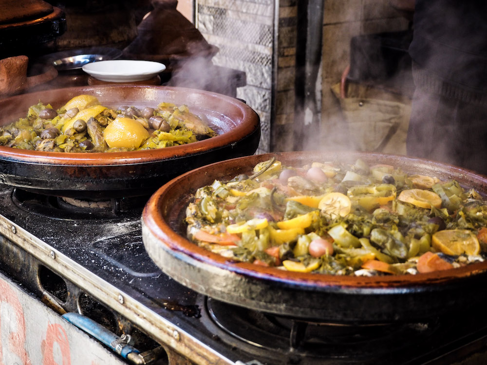 Foodies Guide to Marrakech, Tagine
