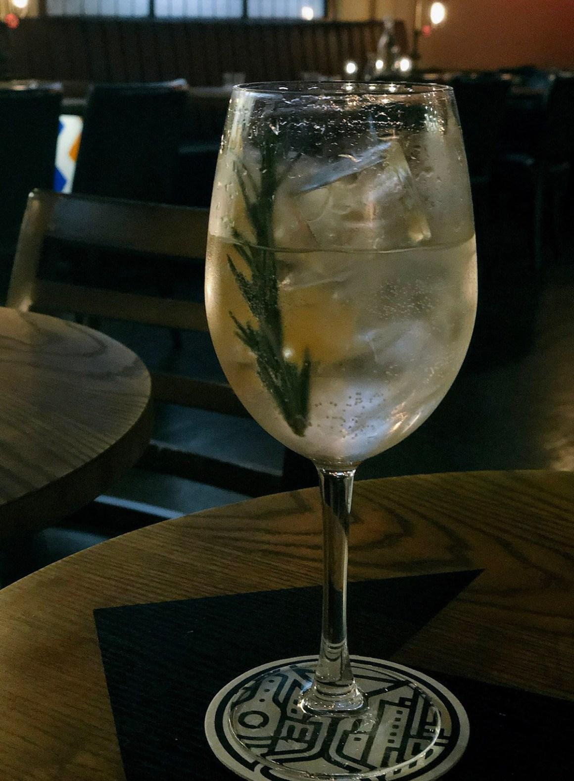Victory Gin at Gin Journey Bermondsey