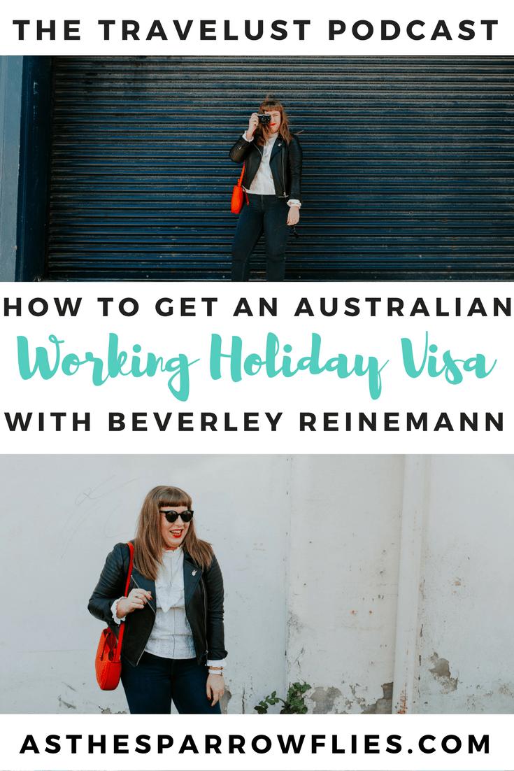 Australian Working Holiday Visa | Travel to Australia | Travel Tips | Travel Planning #traveltips #australia #thetravelust
