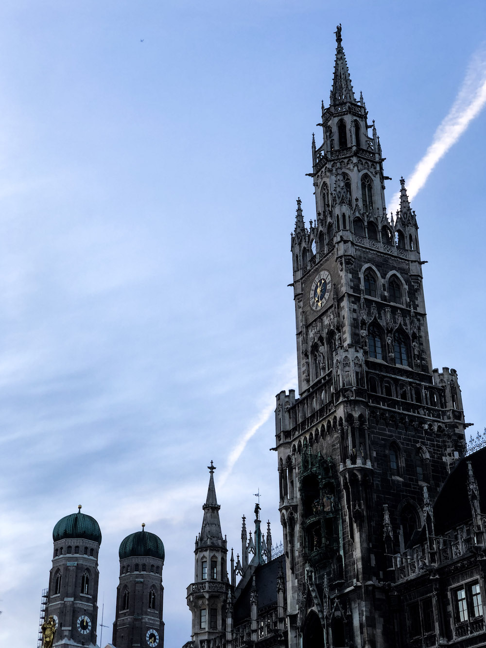 New Town Hall, Long Weekend in Munich