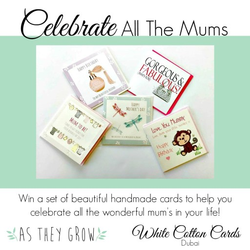 Celebrate All The Mums - Mother's Day Competition - AS ...