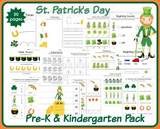 St. Patricks Prek